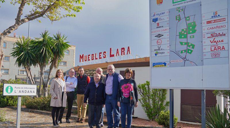 L'Andana renueva en el cargo a su presidenta Carmen Pi y a su Junta Directiva