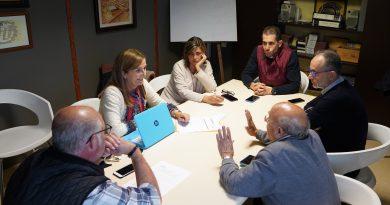 La Junta Directiva de L'Andana desarrollará obras de mejora en calzada y aceras